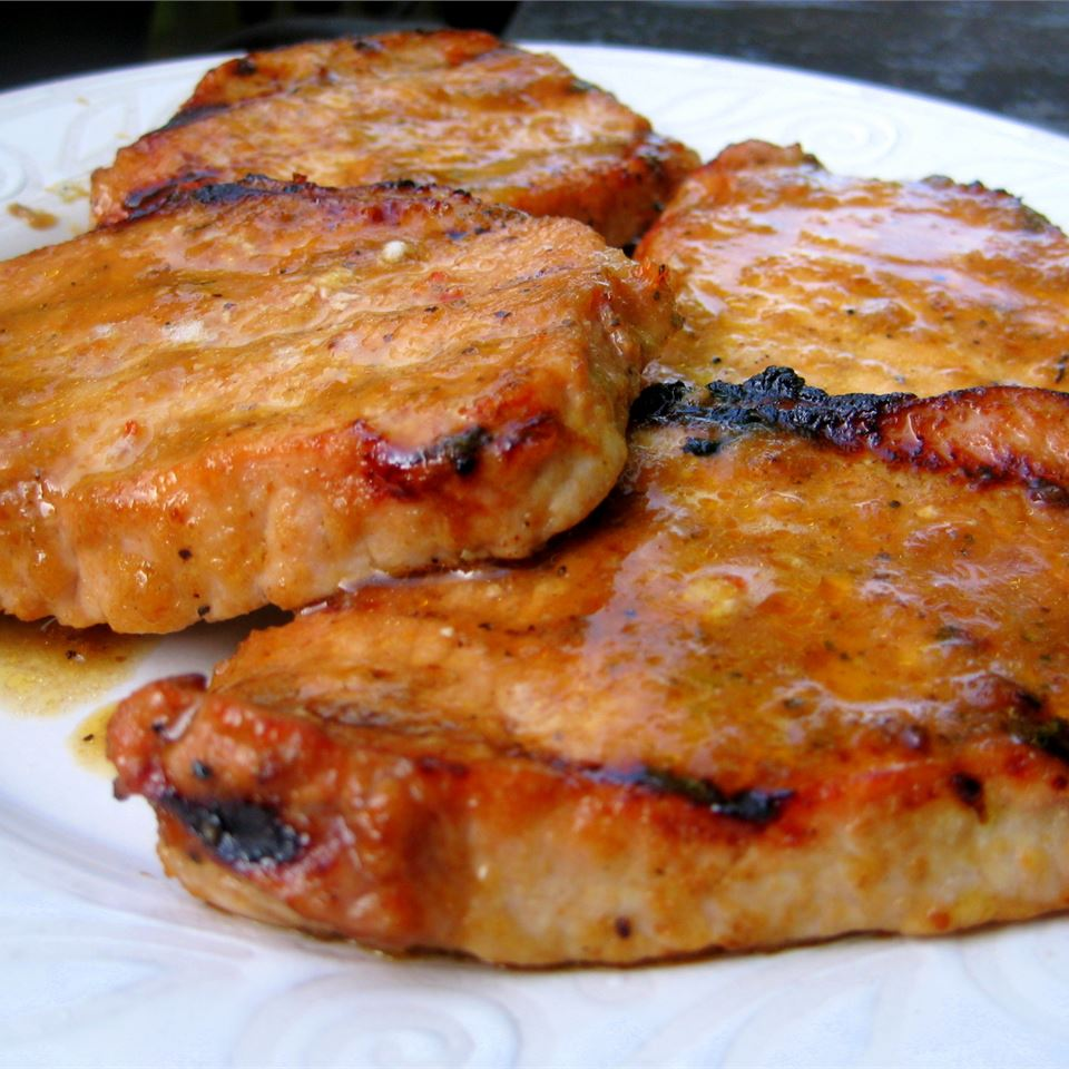 Bada Bing Pork Chops