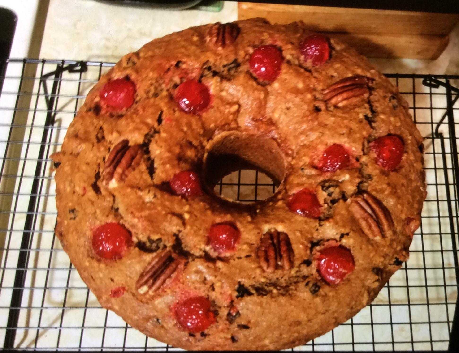Applesauce Fruitcake Kimmy P.
