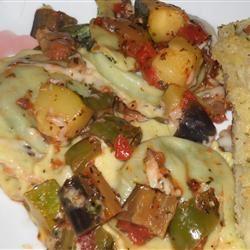 Ratatouille Bake