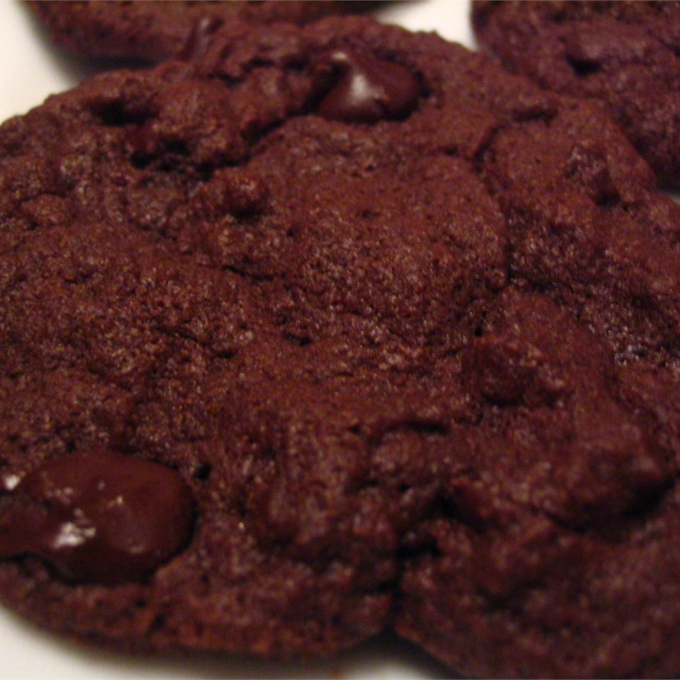 Very Chocolate Cookies speck