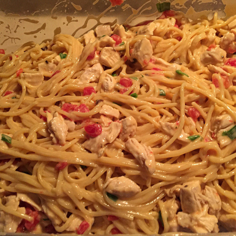 Chicken Spaghetti III Jai