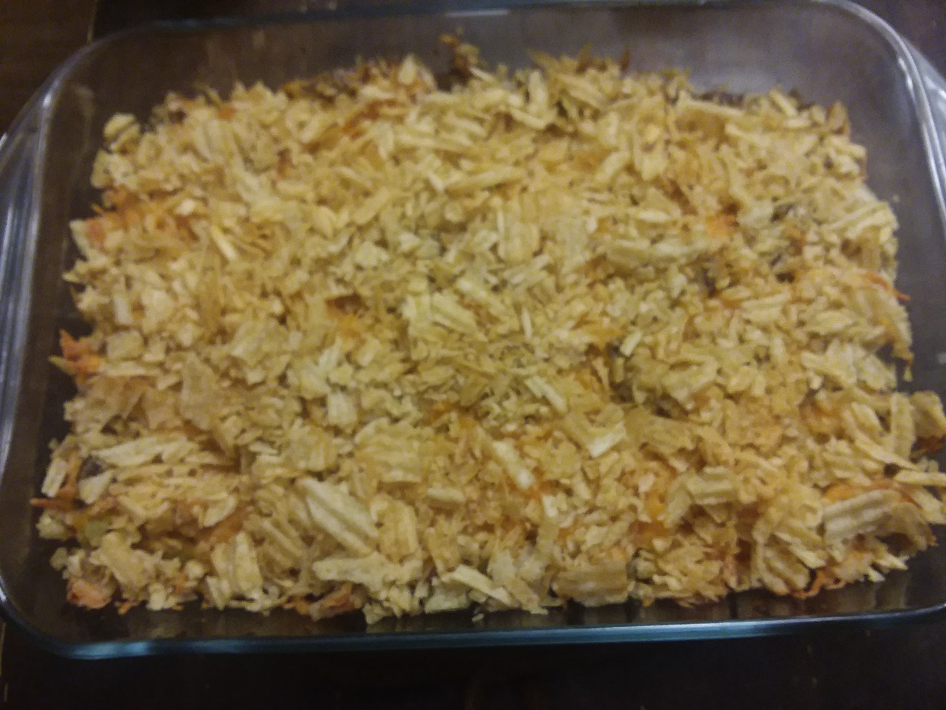 Hot Chicken Salad Casserole TaraLee Swinson