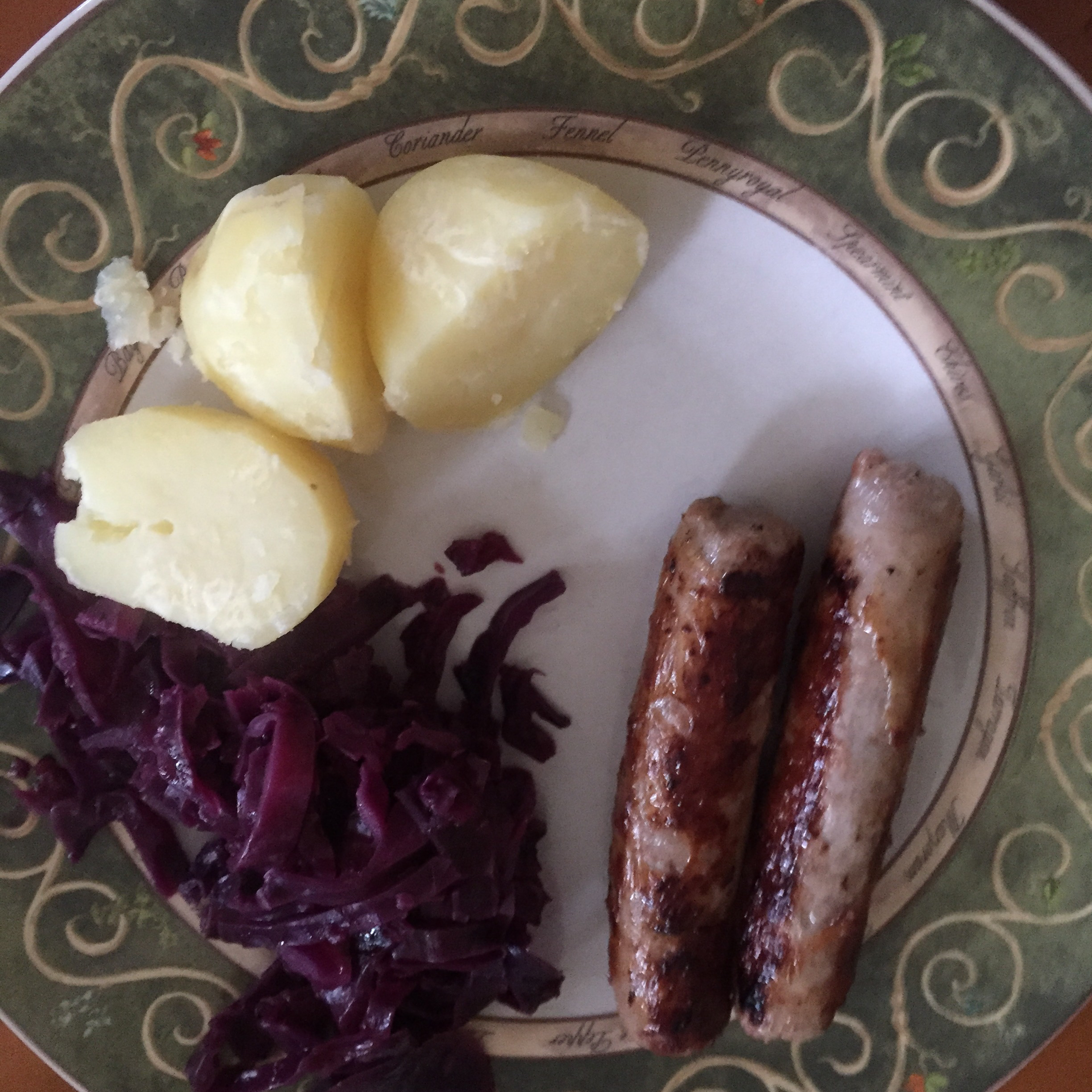 Uli's Apple Red Cabbage