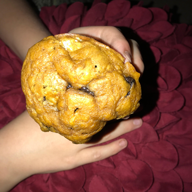 Pumpkin Chocolate Chip Muffins Michelle Thompson Wilson