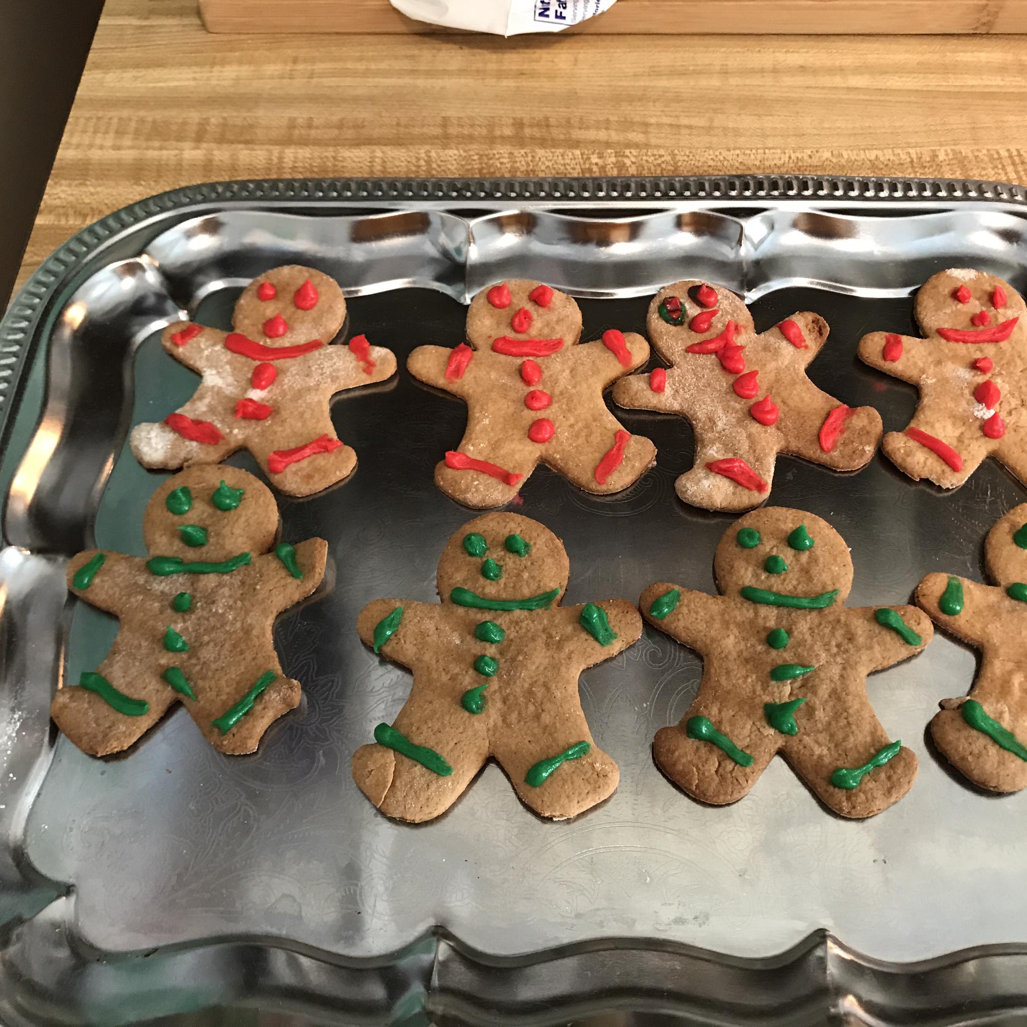 Gingerbread Men Recipe Allrecipes