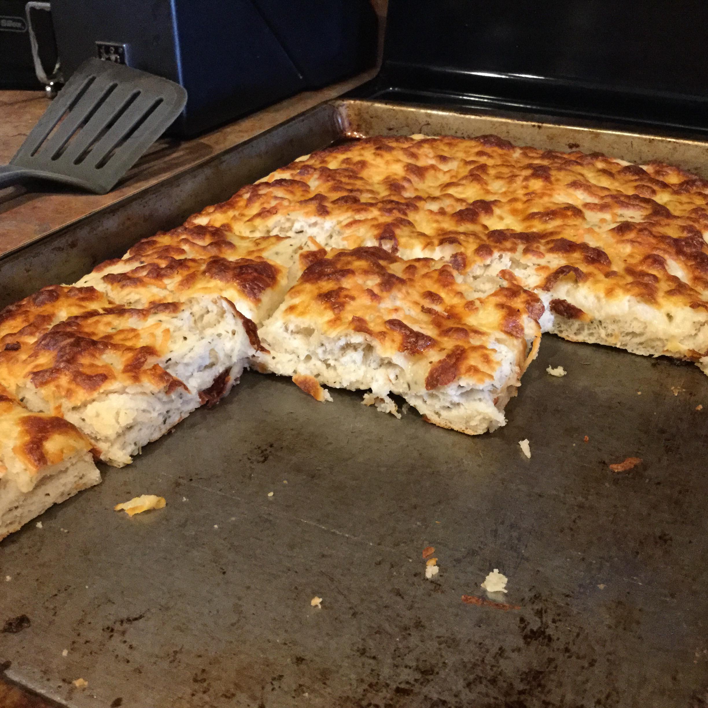 Focaccia Bread Laure Treger