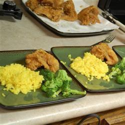 Fried Chicken heyitsdrea