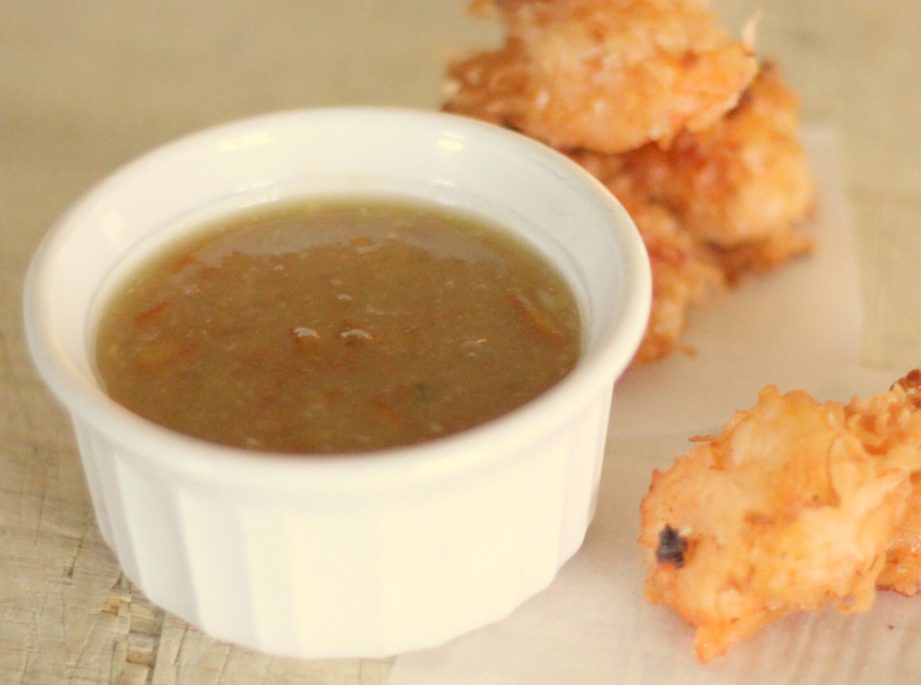 Dipping Sauce for Coconut Shrimp