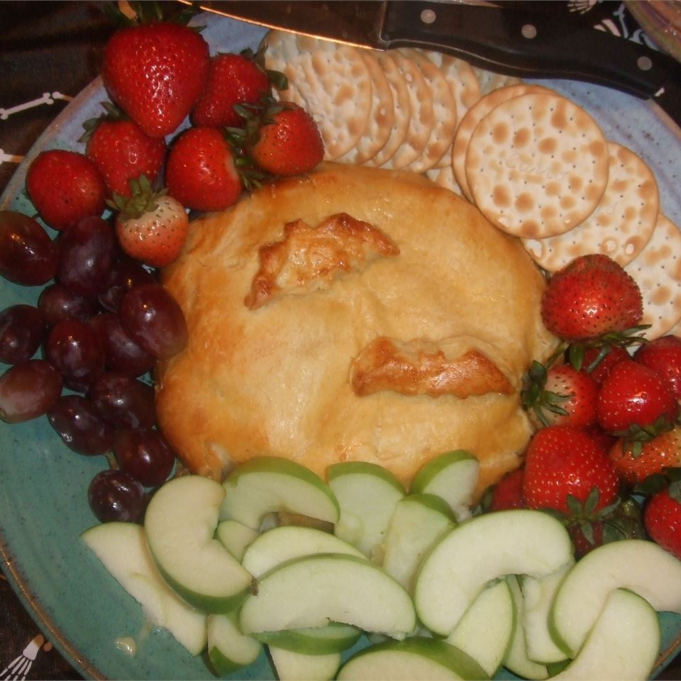 Baked Brie in Puff Pastry Courtney