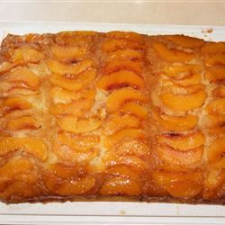 Peach Upside Down Cake I KERLY87