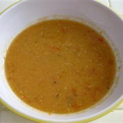 Apricot Lentil Soup danakscully64
