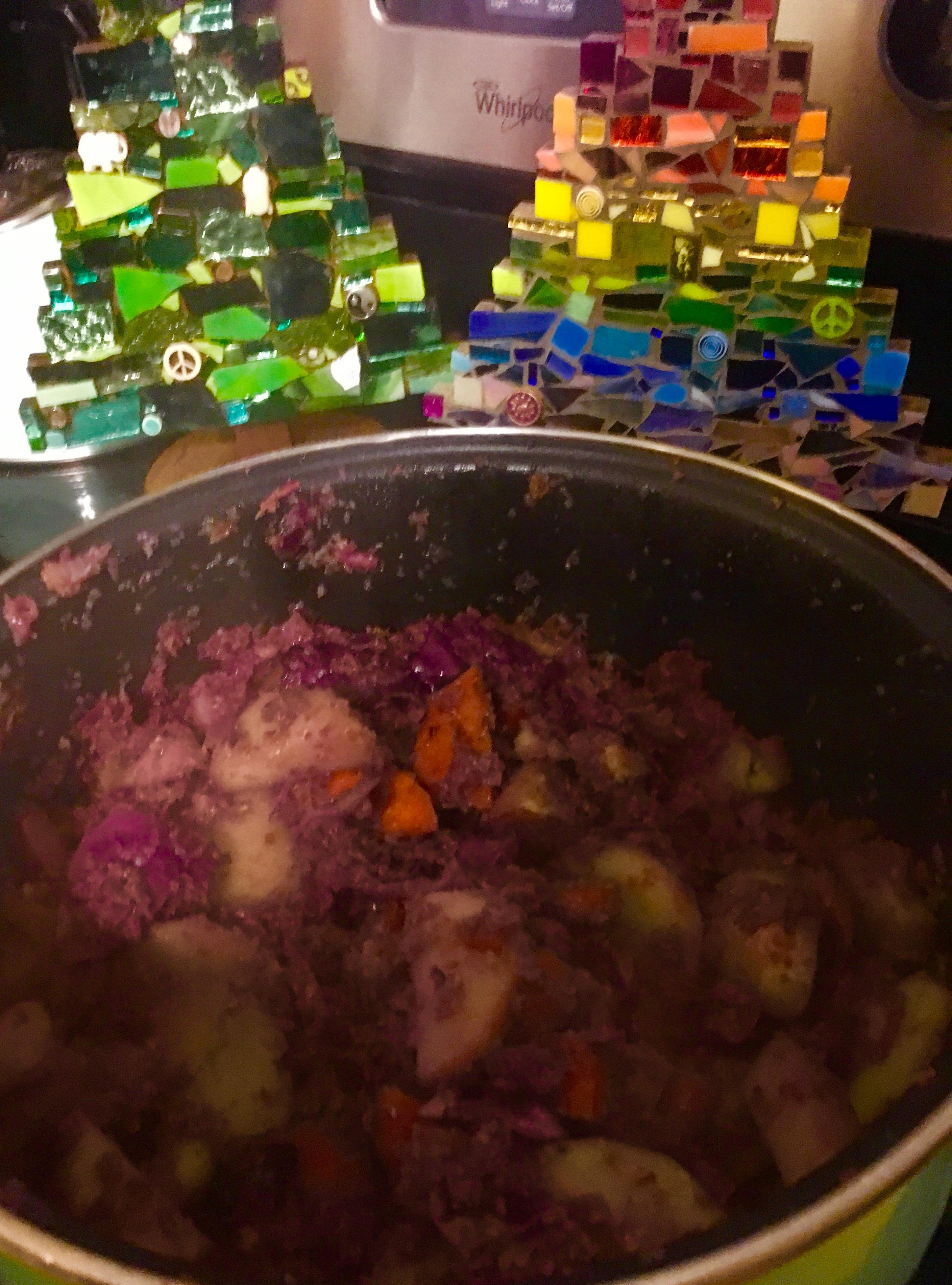 Ethiopian Cabbage Dish lisajoloribeth