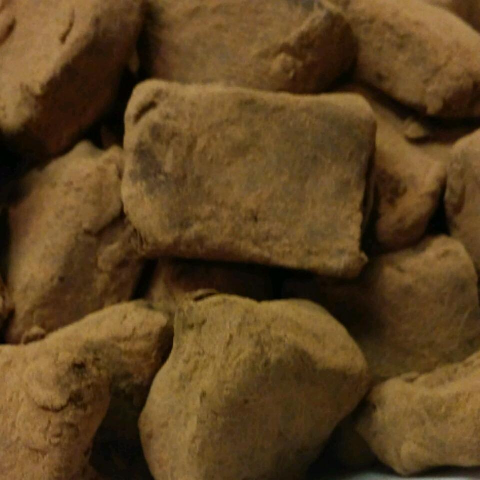 Ghirardelli® Dark Chocolate Truffles megysue