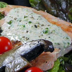 Dragon's Breath Grilled Salmon Soup Loving Nicole