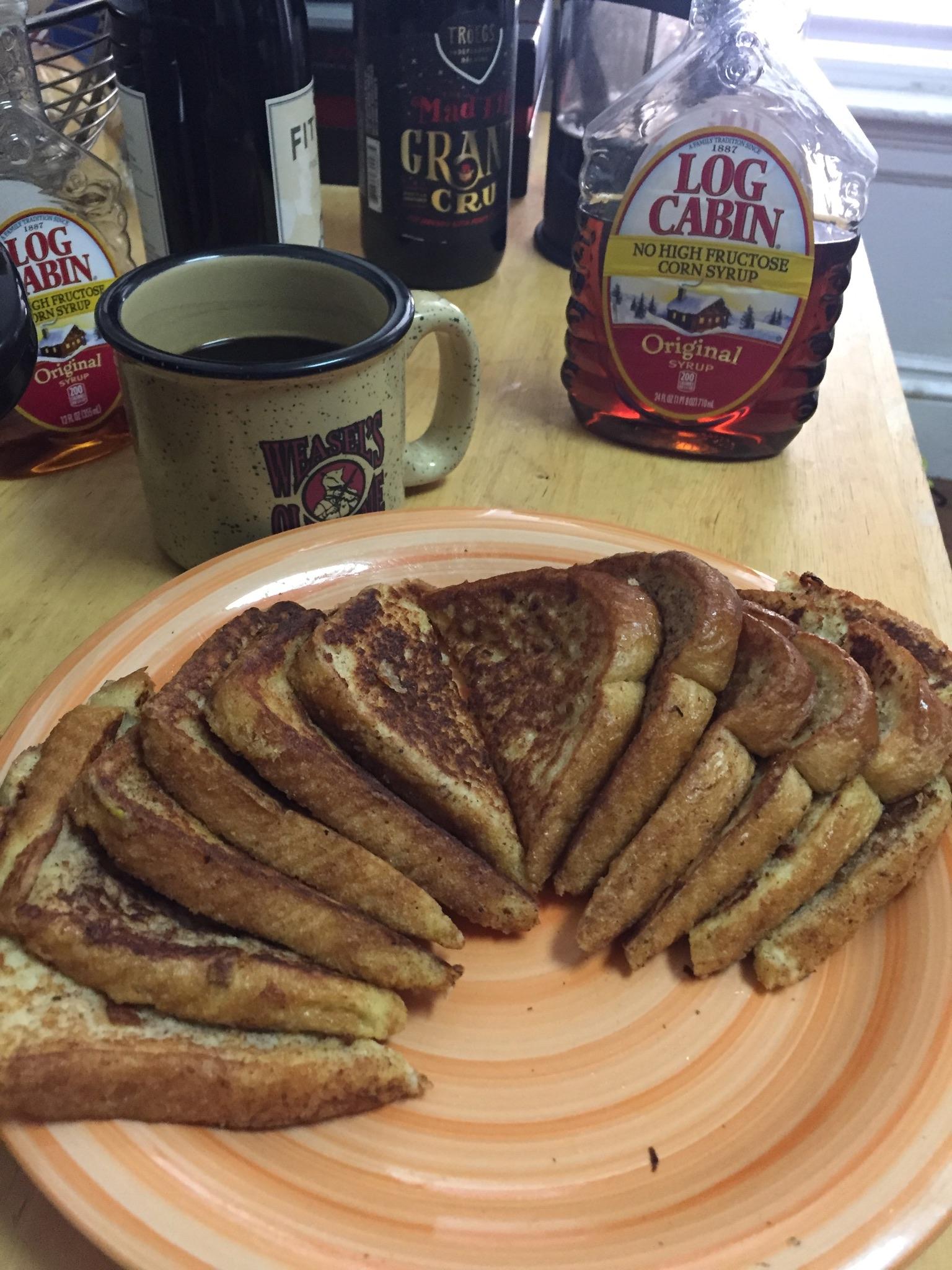 French Toast I Shekeyla Caldwell