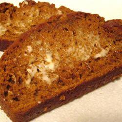 Pumpkin Bread V Zap Riecken