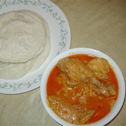 Murgh Makhani (Indian Butter Chicken)