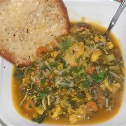 Parsley Spinach Chicken Stew Marisa R.