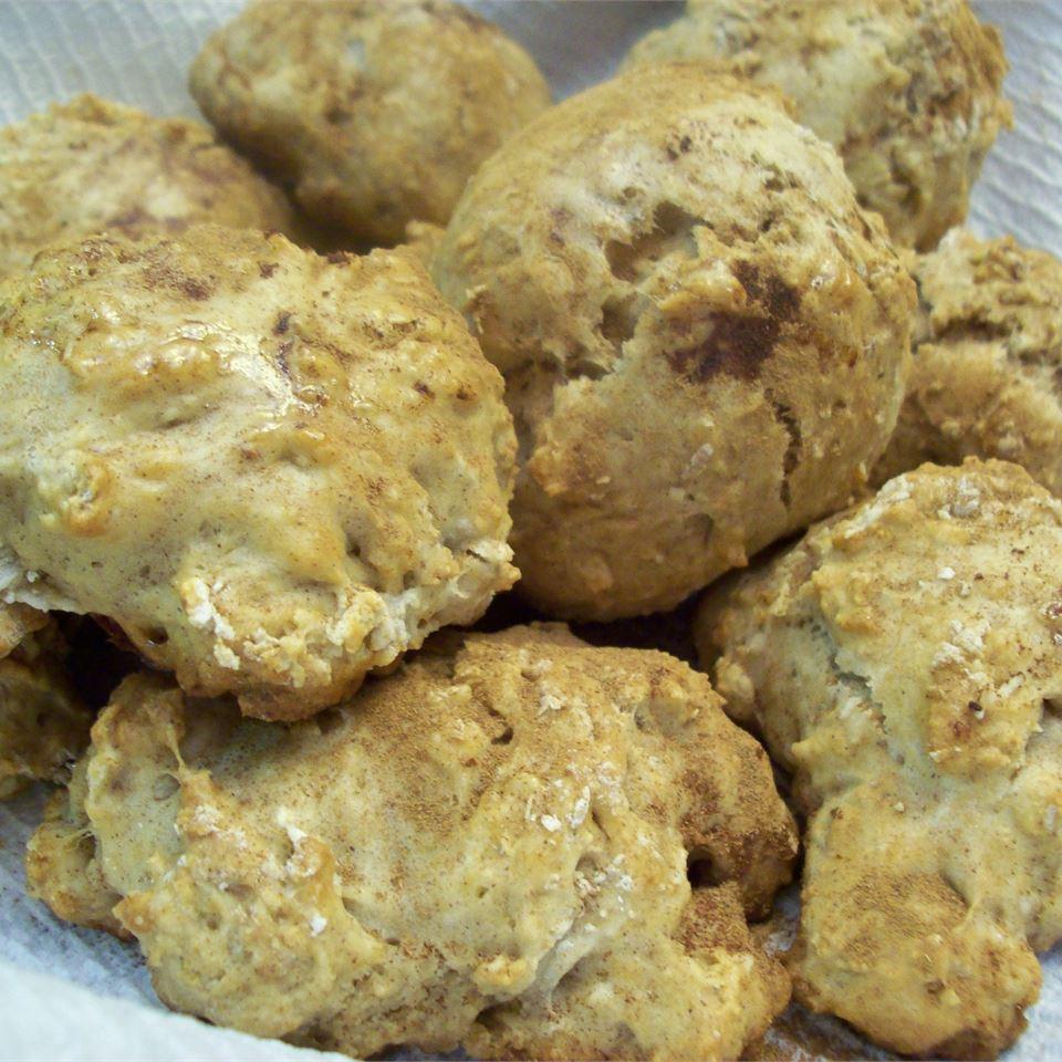 Sugar Free Cinnamon Cookies