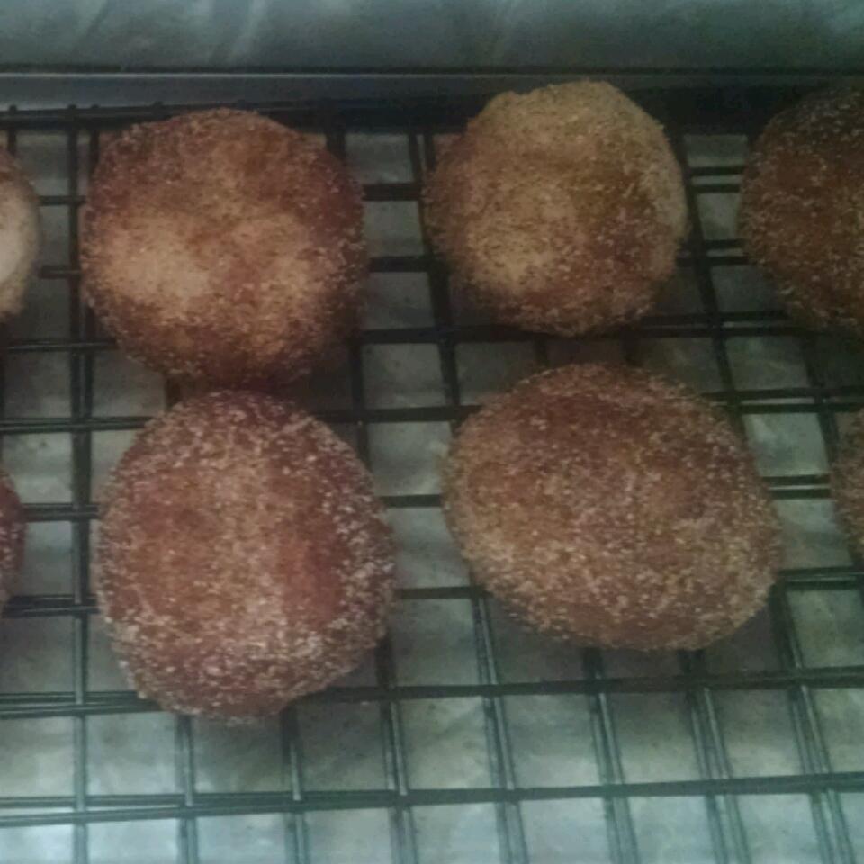 Moist Vegan Sugar Cookies