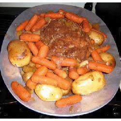 Cola Pot Roast II Sharon Lyn Terrill