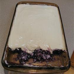 Blueberry Gelatin Salad Doolittlenomnoms