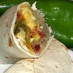 new mexico green chile breakfast burritos recipe