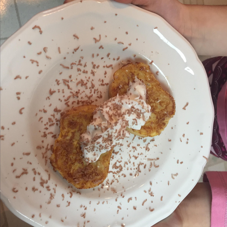 Baileys à la French Toast