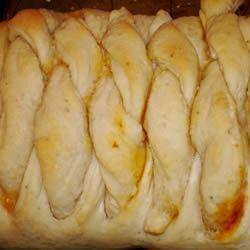 Bread Machine Calzone
