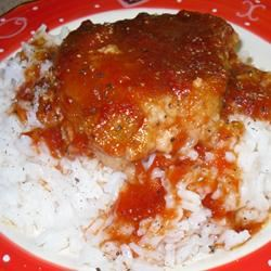 Cola Pork Chops
