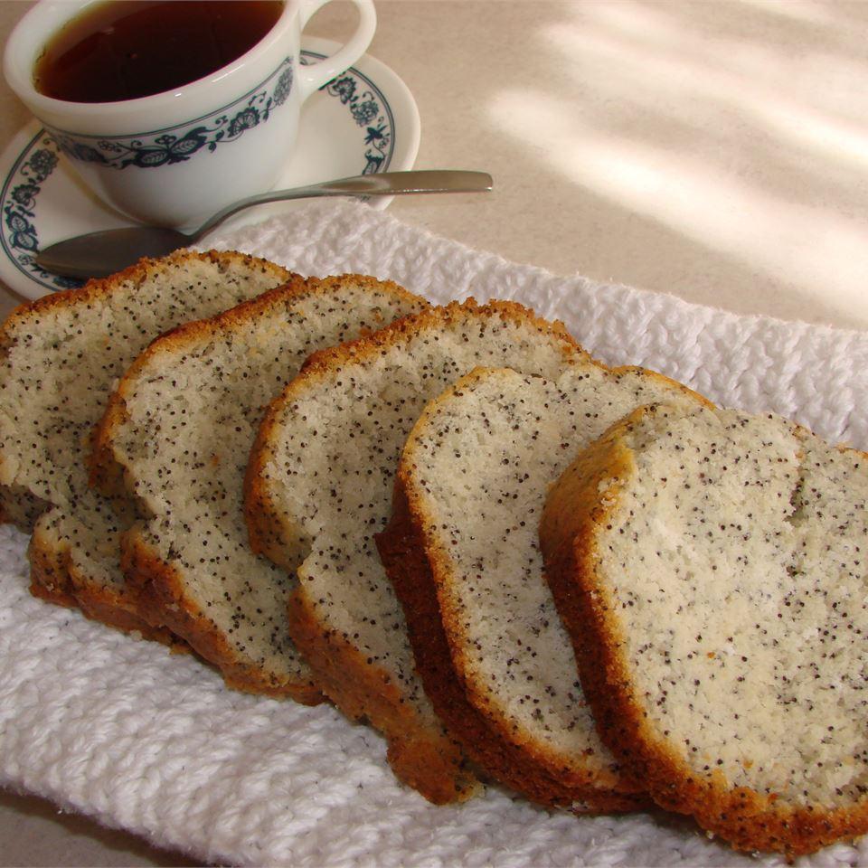 Poppy Seed Bread III