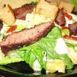 Tortellini, Steak, and Caesar JARRIE