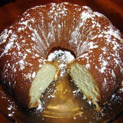 Momma's Wine Cake ConnieJean