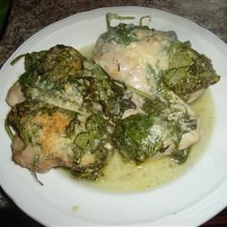 Spinach Pesto Chicken Breasts Brandon Granado