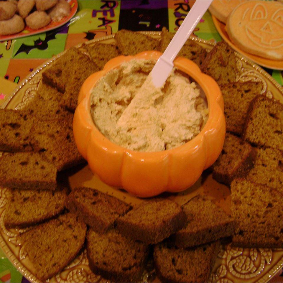 Pumpkin Fluff Dip Nandabear