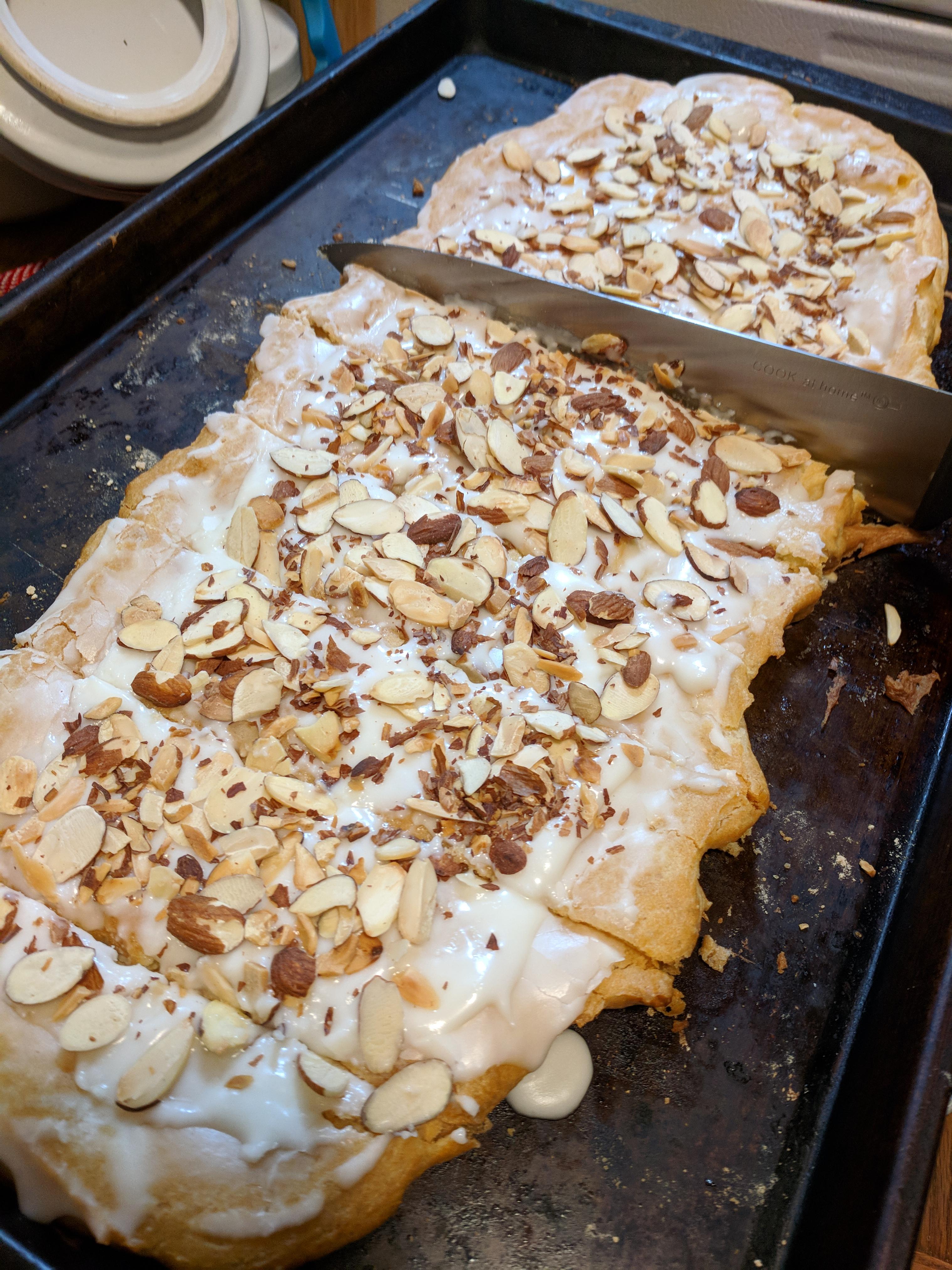 Swedish Pastry javyjones