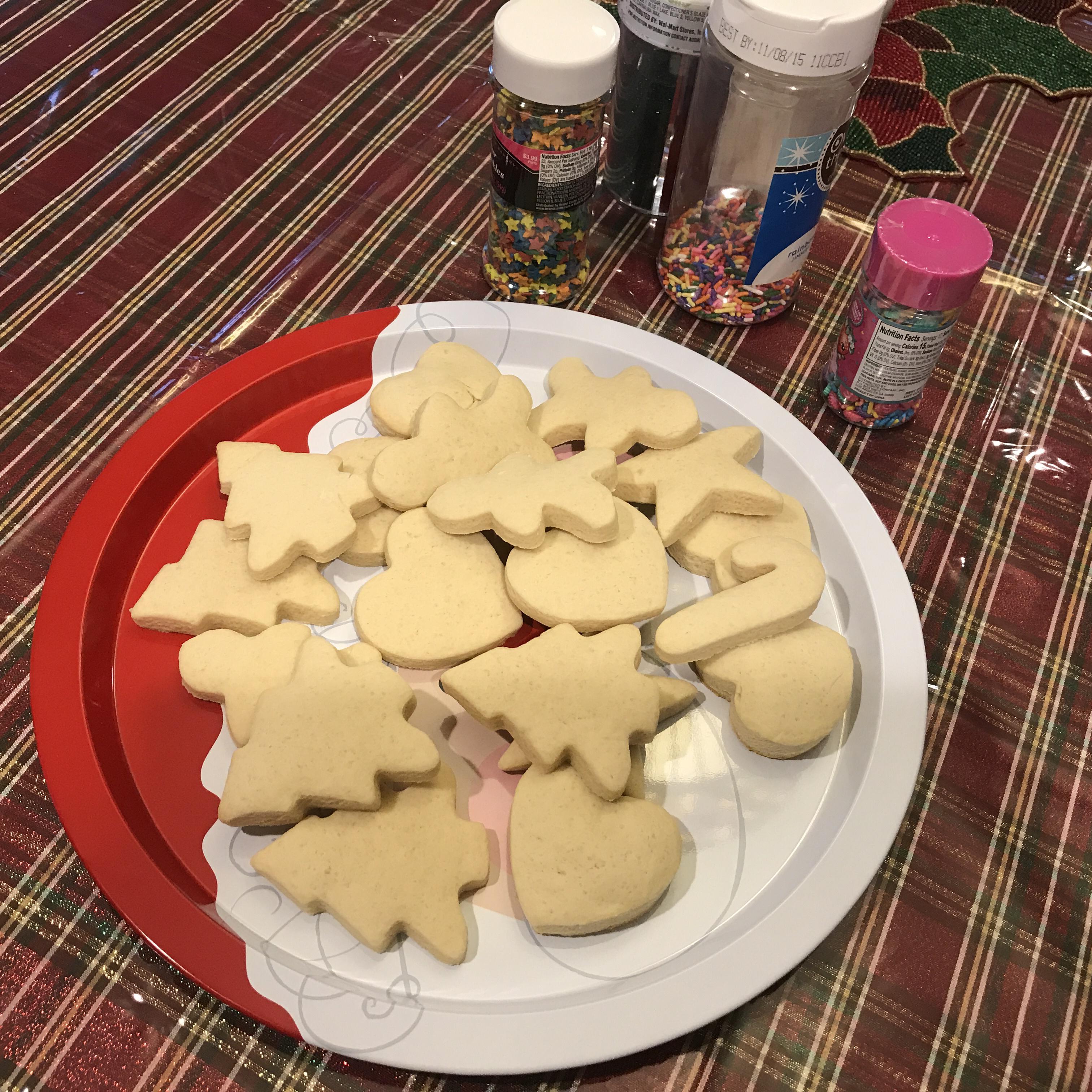Dora's Christmas Cookies Kathleen's Kitchen