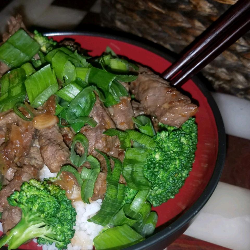 Easy Bulgogi (Korean BBQ Beef) Nicki Spiers