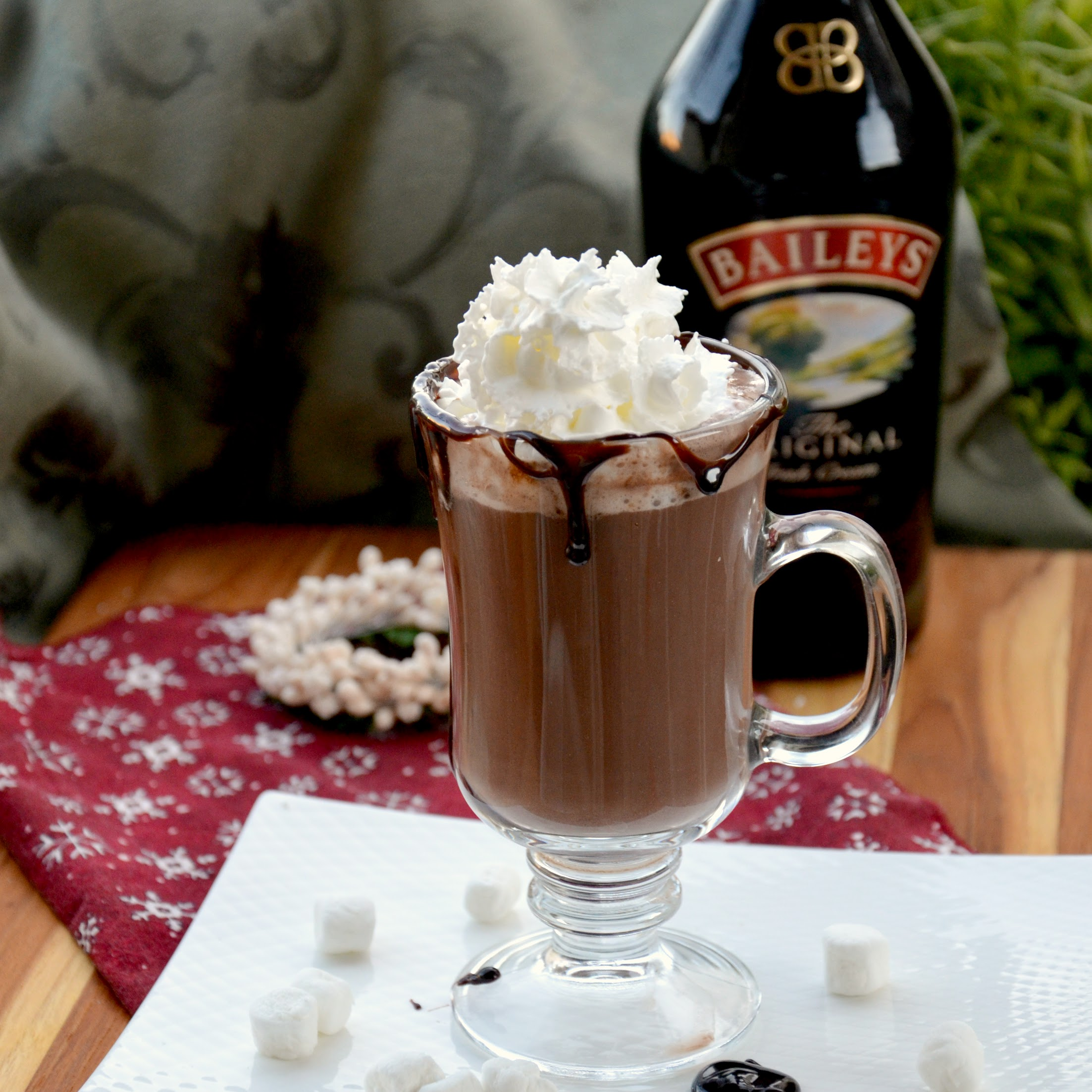 Baileys Hot Chocolate Allrecipes