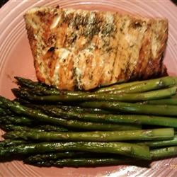 Grilled Salmon hungryallweighs