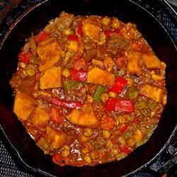 Marrakesh Vegetable Curry Dave G