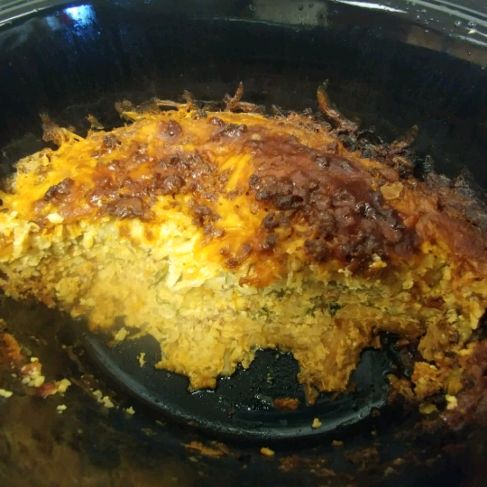 Slow Cooker Western Omelet Patrick Austin