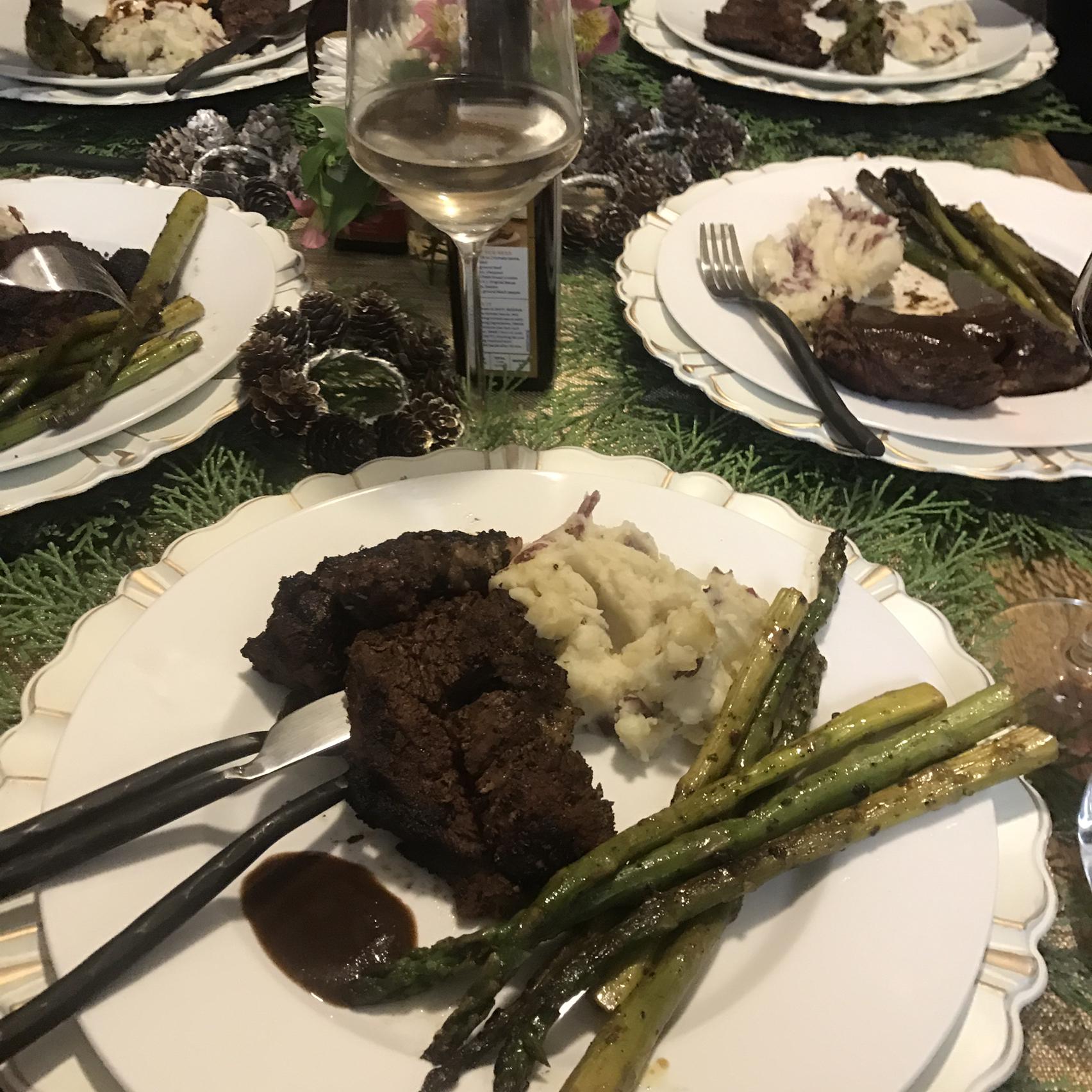 Grilled Delmonico Steaks Julie6319