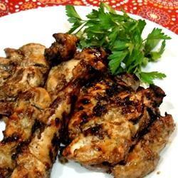 Jay's Jerk Chicken