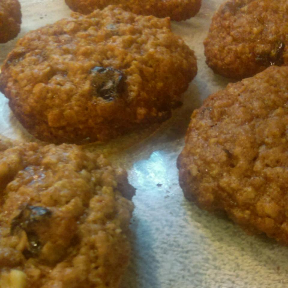 Oatmeal Raisin Cookies IX Xanth Marie Jeffery