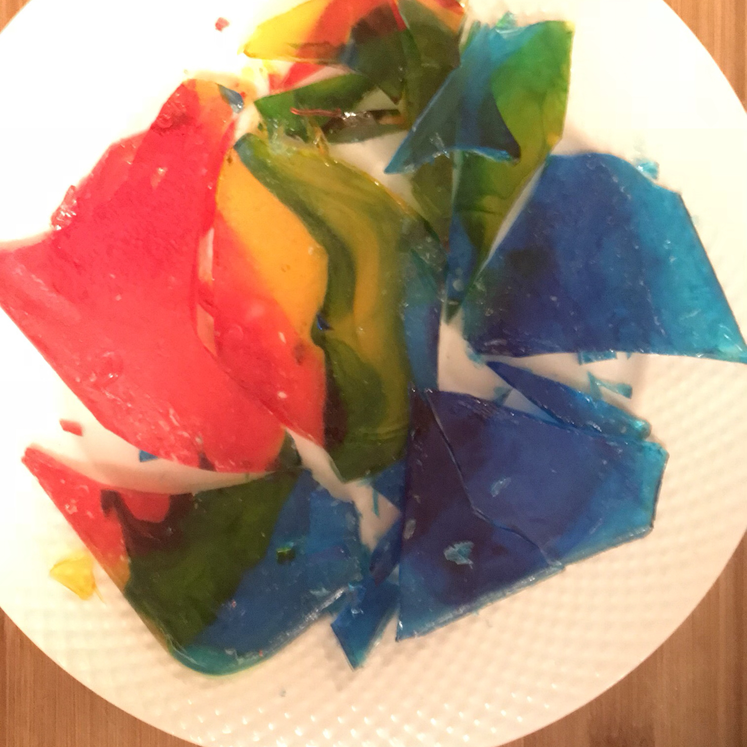 Stained Glass Candy I