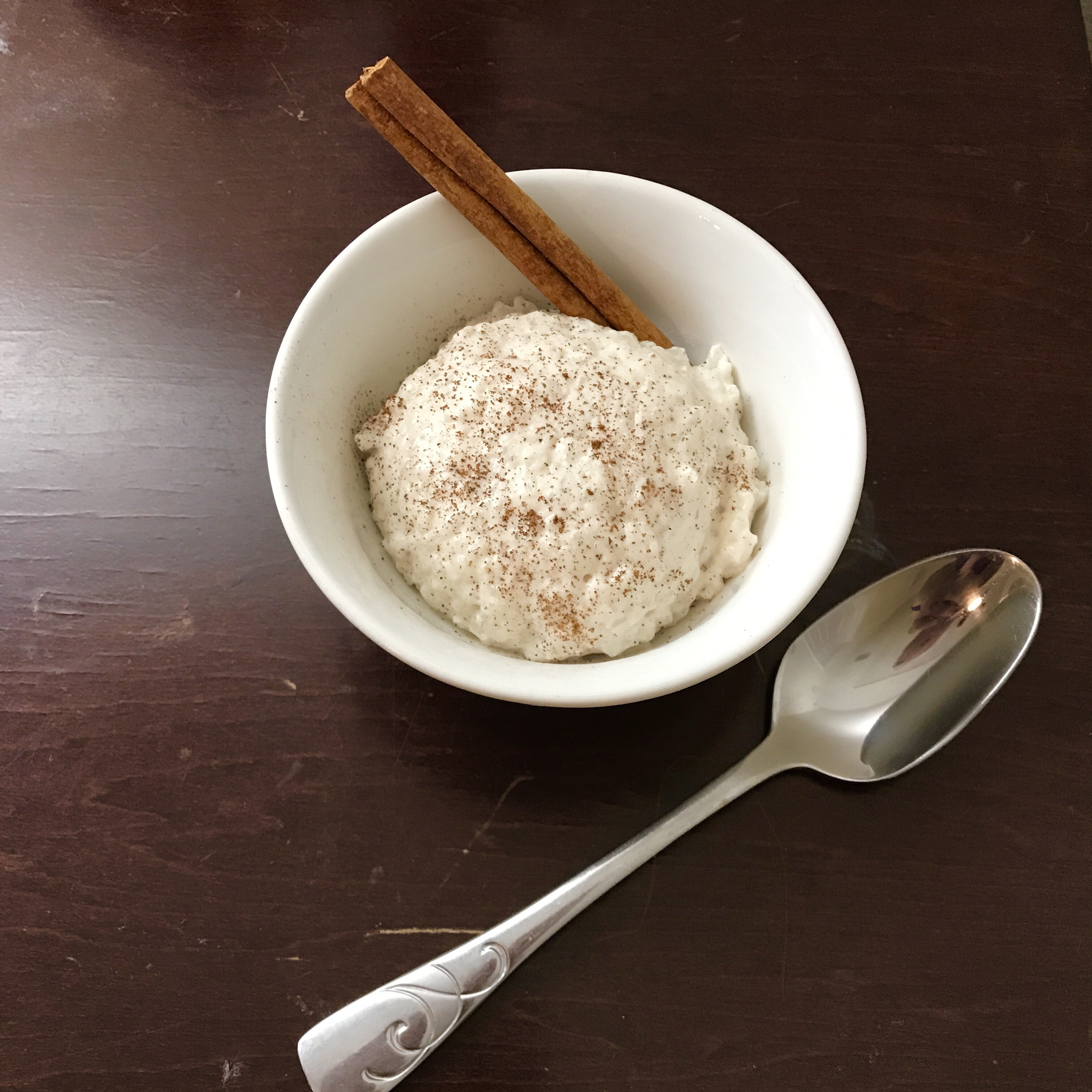 Scandinavian-Style Rice Porridge Cambria_Mae