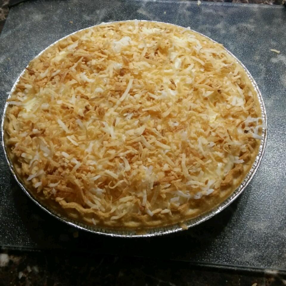 Coconut Cream Pie VIII dorothy balestrieri