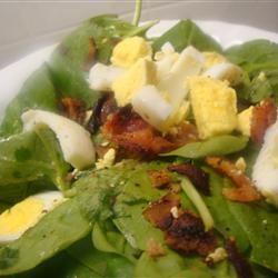 Spinach Salad II amandak23k