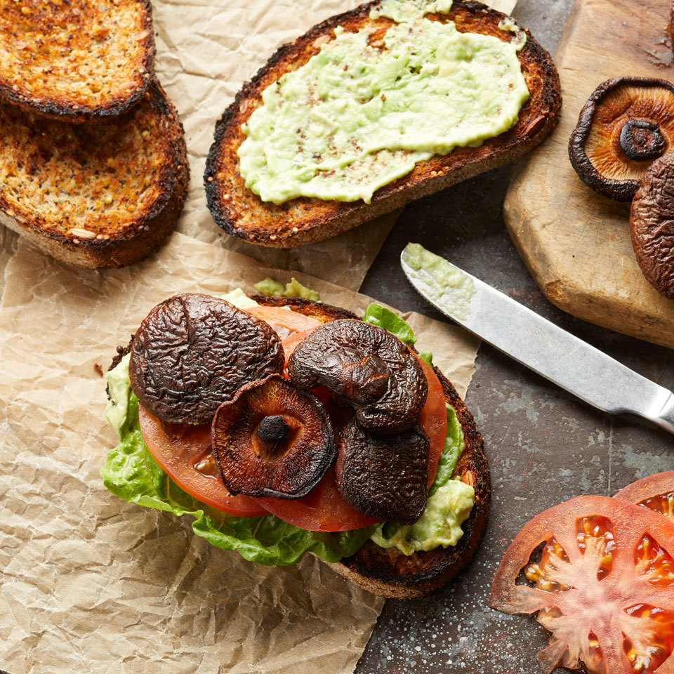 Vegan BLATs (BLTs with Avocado) Hilary Meyer